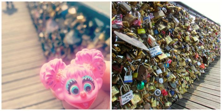 Lock Bridge of Love
