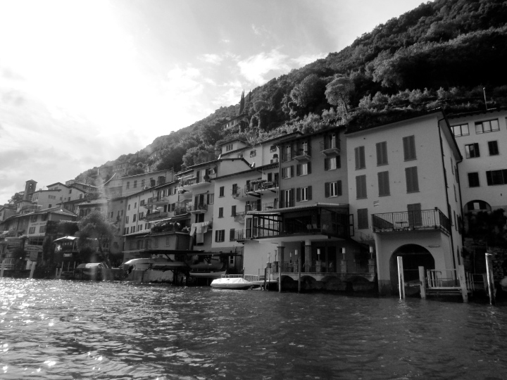 Lugano, Switzerland- August 2014