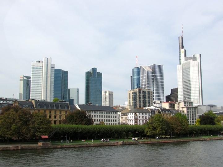 Frankfurt, Germany- September 2014