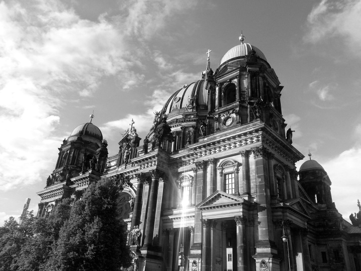 Berliner Dom, Berlin, Germany - May 2014