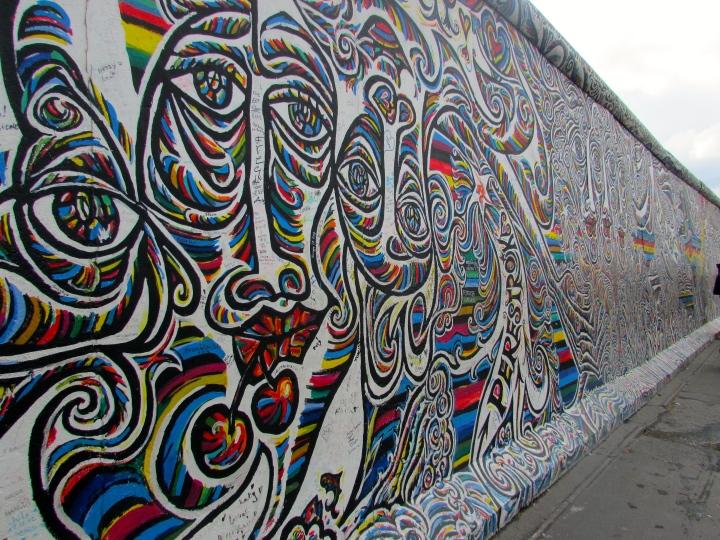 East Gallery (Berlin Wall) - Berlin, Germany 2014