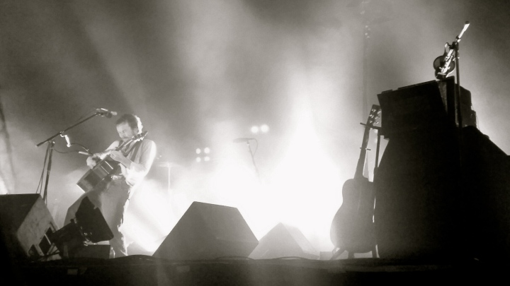 Damien Rice at the South Side Ballroom, Dallas, TX - August 201