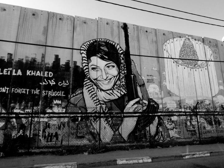 Israeli West Bank barrier - March 2014