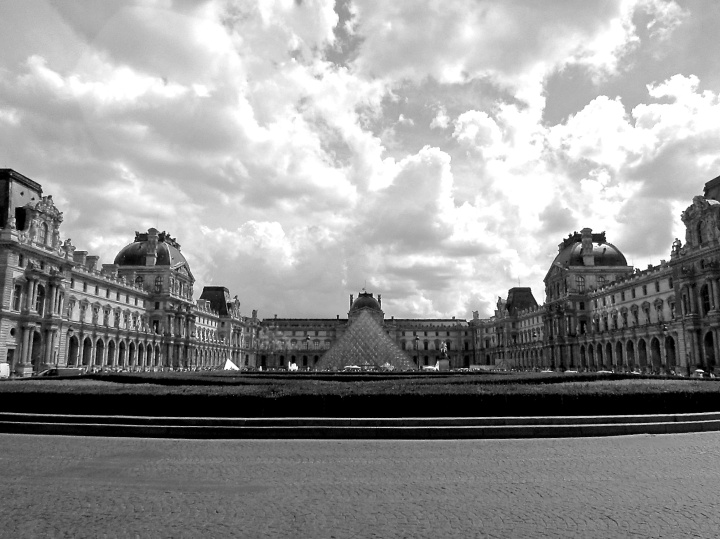 Louvre- Paris, July 2014