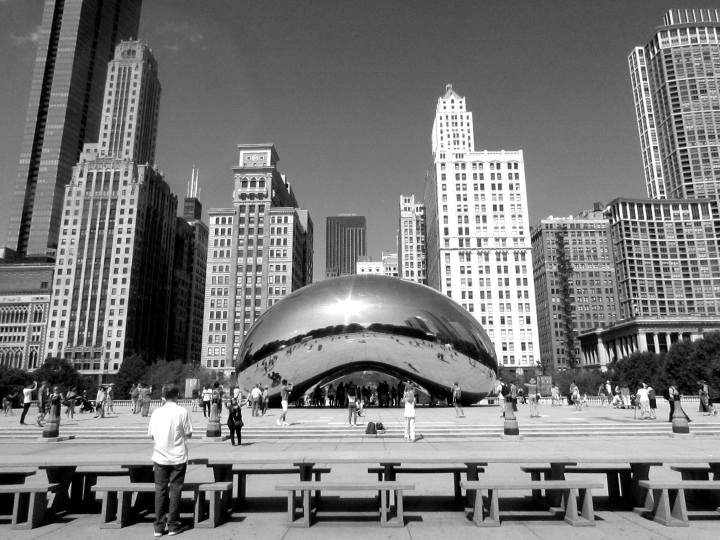 Millenium Park, Chicago, IL- June 2016